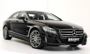 BRABUS Mercedes-Benz CLS 10