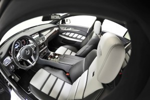 BRABUS Mercedes-Benz CLS 105