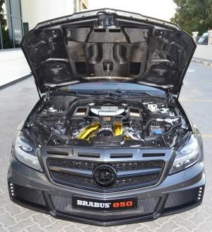 BRABUS Mercedes-Benz CLS 117