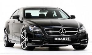 BRABUS Mercedes-Benz CLS 26