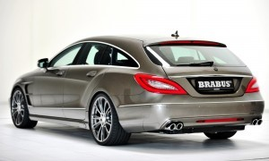 BRABUS Mercedes-Benz CLS 35