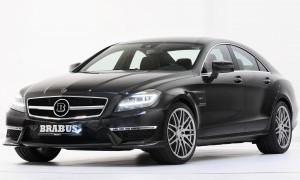 BRABUS Mercedes-Benz CLS 64