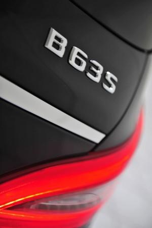 BRABUS Mercedes-Benz CLS 70