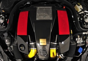 BRABUS Mercedes-Benz CLS 72