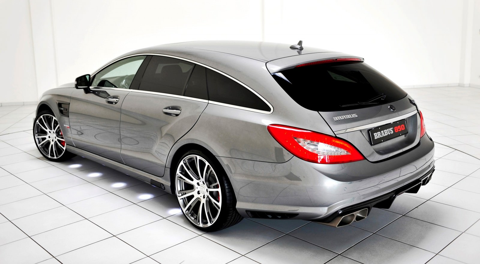 Brabus mercedes benz cls for 96 mercedes benz