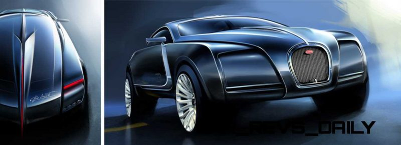 Bugatti SUV Grand Colombier by Ondrej Jirec 21