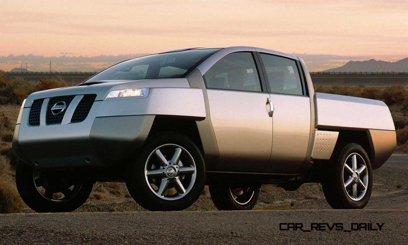 2008 Nissan Alpha-T Concept