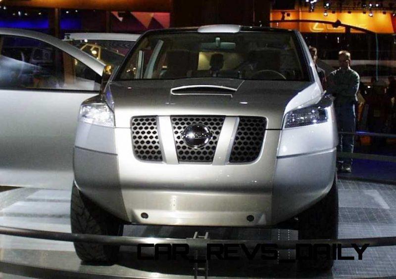 Concept Flashback - 2001 Nissan Alpha-T 13