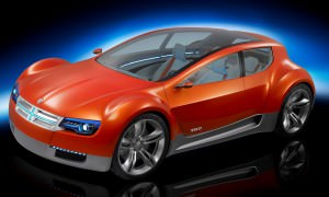 Concept Flashback - 2008 Dodge ZEO 2