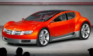 2008 Dodge ZEO Concept World Debut