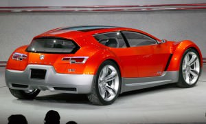 2008 Dodge ZEO Concept World Debut Detroit - January 14, 2008 -