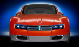 Concept Flashback - 2008 Dodge ZEO 6
