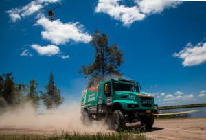 Dakar 2015 - IVECO Powerstar 1