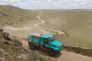 504 during the Dakar 2015 Argentina Bolivia Chile, Stage 2 / Eta