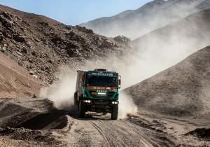 Dakar 2015 - IVECO Powerstar 29