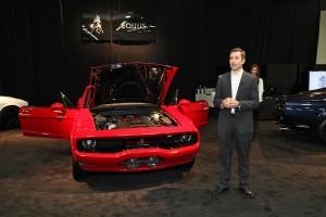 (Jan 2014) Detroit, Michigan North American International Auto Show
