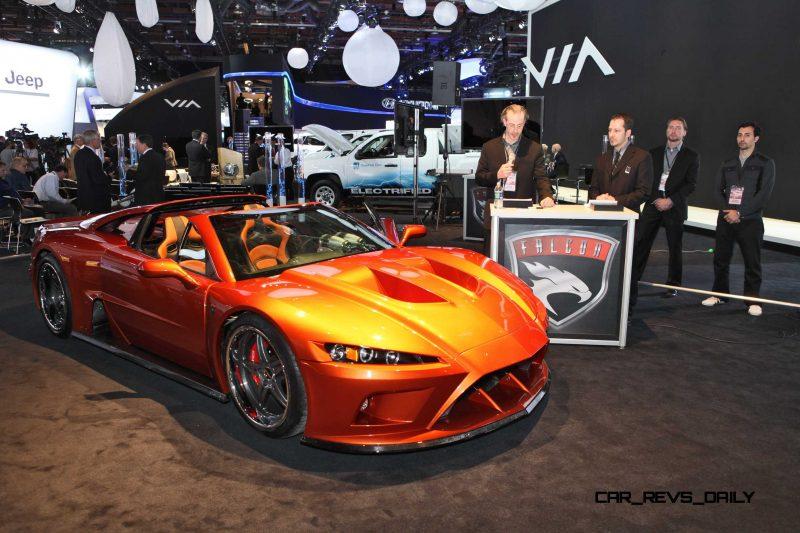 (Jan 2012) Detroit, MI North American International Auto Show