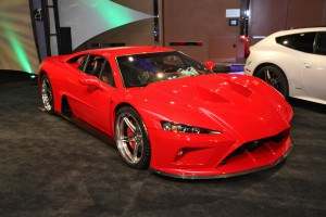 Detroit NAIAS 2015 Showfloor Gallery 132