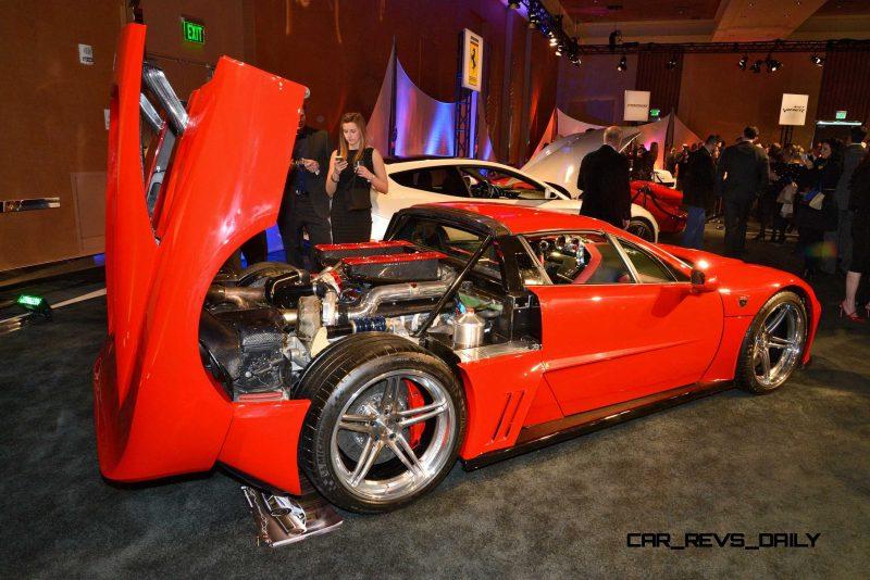 Detroit NAIAS 2015 Showfloor Gallery 3