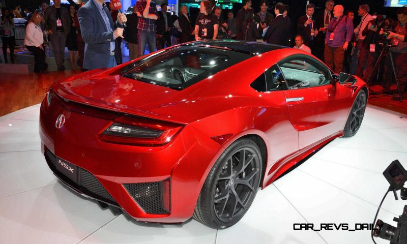 Detroit NAIAS 2015 Showfloor Gallery 48