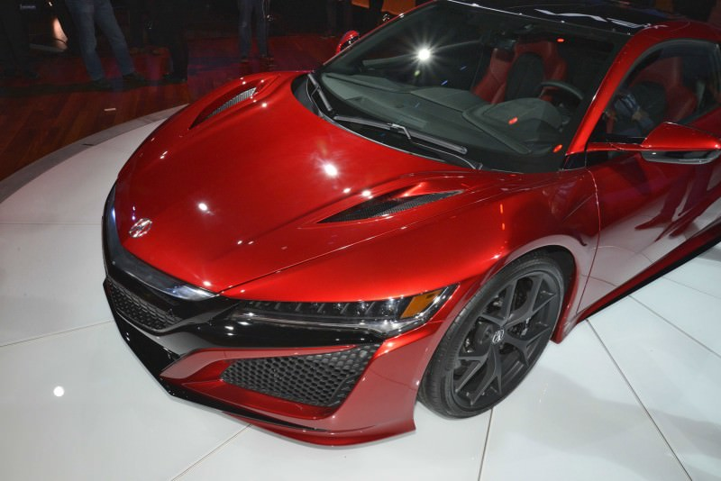 Detroit NAIAS 2015 Showfloor Gallery 51