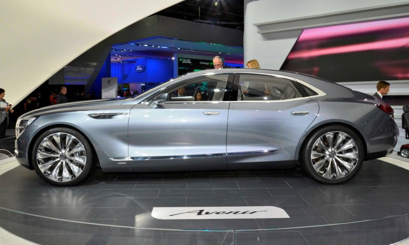 Detroit NAIAS 2015 Showfloor Gallery 57