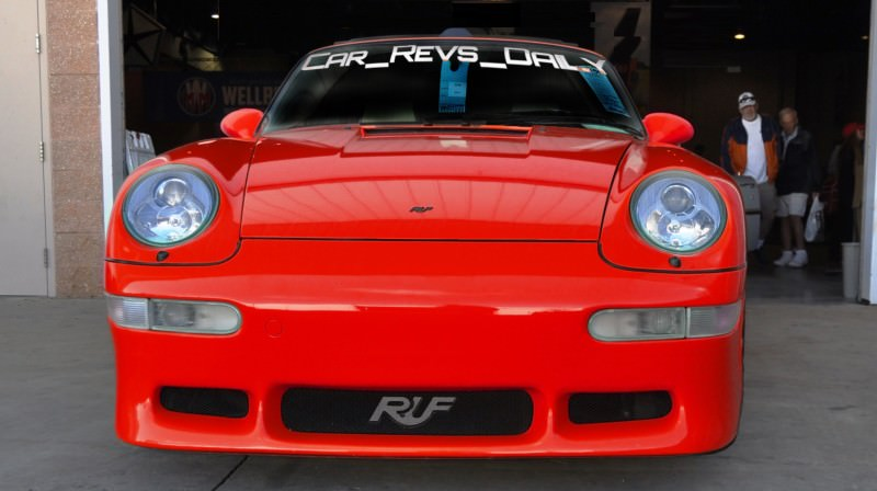 Fantasy Supercar Renderings - RUF Porsche 993 Turbo RS 12