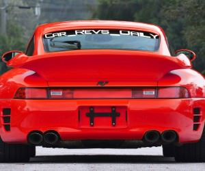 Fantasy Supercar Renderings - RUF Porsche 993 Turbo RS 14