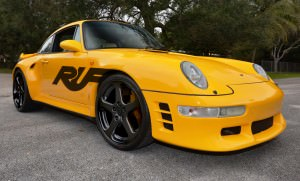 Fantasy Supercar Renderings - RUF Porsche 993 Turbo RS 4