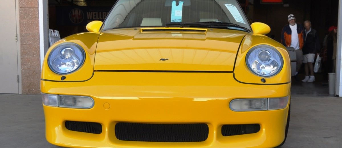 Fantasy Supercar Renderings - RUF Porsche 993 Turbo RS 6