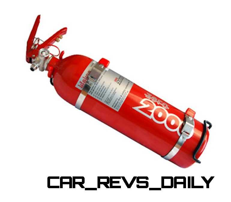 Fire Extinguisher (Stand Alone)