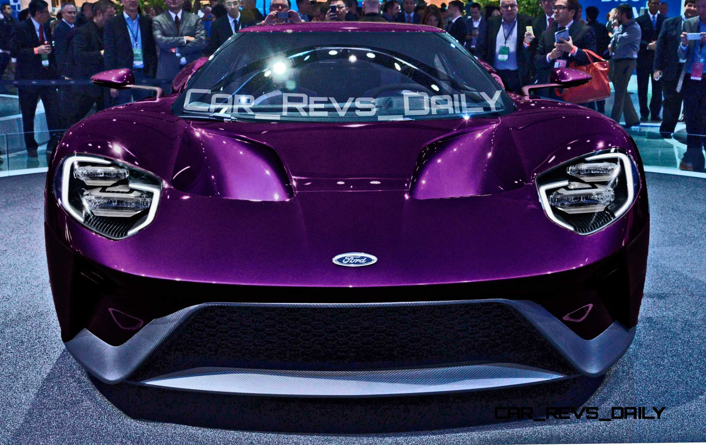 New Ford Car >> 2017 Ford GT - Digital Colorizer