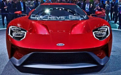 Ford GT Colors 11