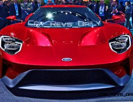 2017 Ford GT – Digital Colorizer in 22 Shades