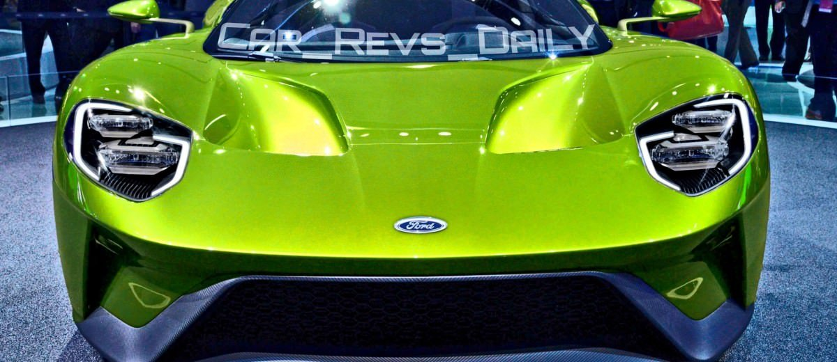 Ford GT Colors 13