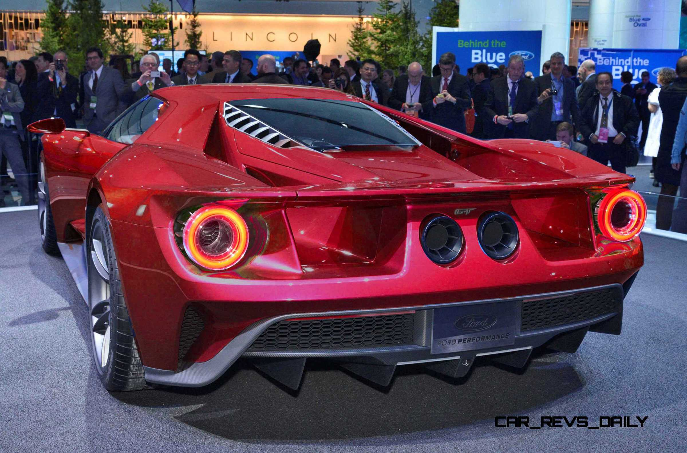 2017 Ford Colors >> 2017 Ford GT - Digital Colorizer