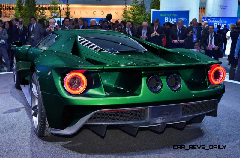 Ford GT Colors 18