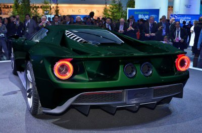 Ford GT Colors 19