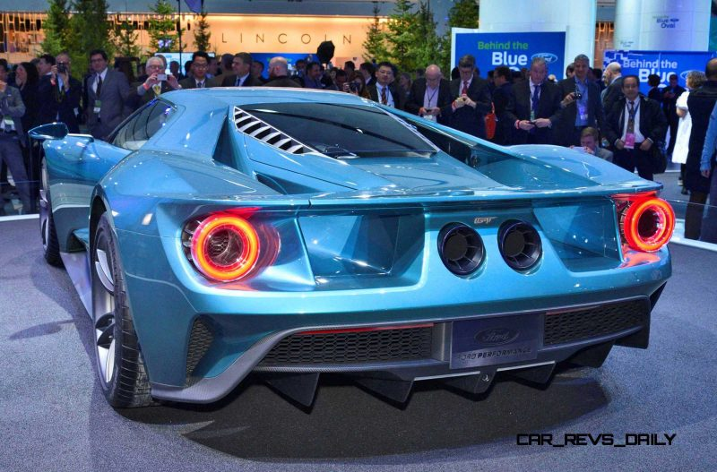 Ford GT Colors 20