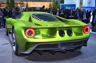 Ford GT Colors 21