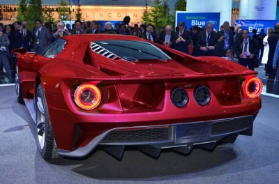 Ford GT Colors 22