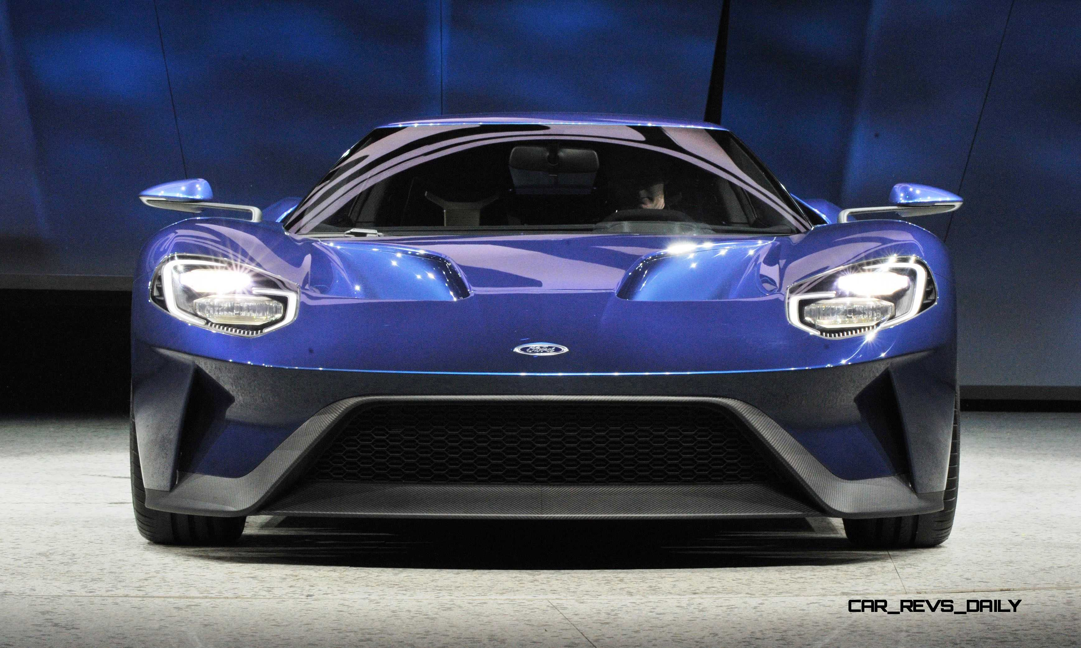 New Ford Trucks >> 2017 Ford GT - Digital Colorizer