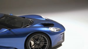 Ford GT Hypercar Video Stills 1