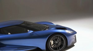 Ford GT Hypercar Video Stills 2