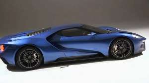 Ford GT Hypercar Video Stills 3