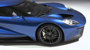 Ford GT Hypercar Video Stills 30