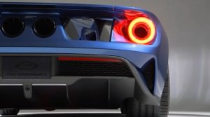 Ford GT Hypercar Video Stills 34