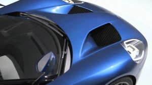 Ford GT Hypercar Video Stills 38