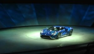 Ford GT Hypercar Video Stills 41