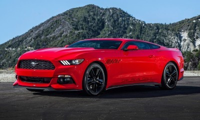 Future Car Renderings - 2017 Ford Mustang Mach 1 2